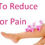 how to reduce epilator pain