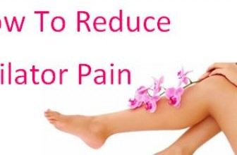 How to Reduce Pain When Using an Epilator